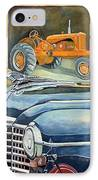 The Old Farm IPhone Case