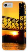 The Old Mighty Span IPhone Case by Olivier Le Queinec