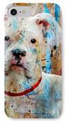 The Painter's Dog IPhone Case
