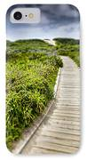 The Path IPhone Case by John Early