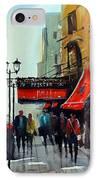 The Pfister 2 - Milwaukee IPhone Case by Ryan Radke