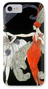 The Purchase  IPhone Case by Georges Barbier