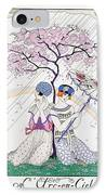 The Rainbow IPhone Case by Georges Barbier