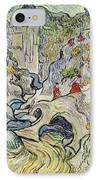 The Ravine Of The Peyroulets IPhone Case