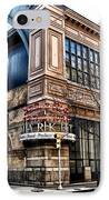 The Reading Terminal Market IPhone Case by Bill Cannon