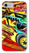 The Real Batmobile IPhone Case by Olivier Le Queinec