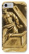 The Resurrection IPhone Case by Aged Pixel