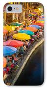 The Riverwalk IPhone Case by Inge Johnsson