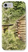 The Root Cellar IPhone Case by Heather Applegate