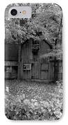 The Shed IPhone Case by Michael Caron