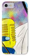 The Soul Singer IPhone Case by Kenal Louis
