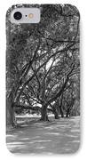 The Southern Way Bw IPhone Case