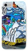 The Spirit Of Mardi Gras IPhone Case