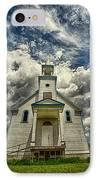The Squaw Bay Church IPhone Case by Jakub Sisak