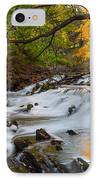 The Still River IPhone Case by Bill Wakeley