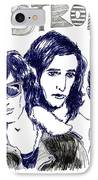 The Strokes IPhone Case by Mils Gan