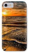 The Sunset IPhone Case by Adrian Evans