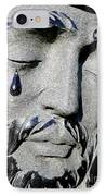The Tear Of Jesus IPhone Case