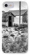 The Tool  Shed IPhone Case by Baywest Imaging