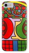 The Wedding IPhone Case by Patrick J Murphy