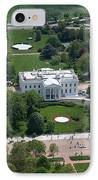 The White House IPhone Case by Carol Highsmith