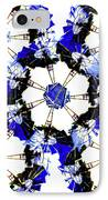 The Windmills Of My Mind Bouquet IPhone Case by Andee Design