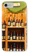 The Wine Cellar IPhone Case