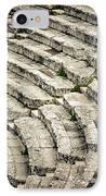 Theatre At Epidaurus IPhone Case by Gabriela Insuratelu