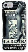 Three Mannequin Legs IPhone Case