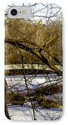 Through The Branches 2 - Central Park - Nyc IPhone Case