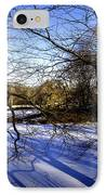 Through The Branches 4 - Central Park - Nyc IPhone Case