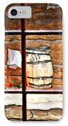 Through The Window IPhone Case by Marty Koch