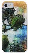 Time Well Spent - Medina Lake IPhone Case