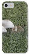 Toadstools V5 IPhone Case