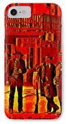 Tombstone Heat IPhone Case
