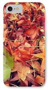 Too Soon? IPhone Case by CML Brown