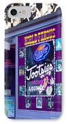 Tootsies Nashville IPhone Case by Brian Jannsen