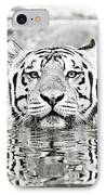 Top Cat IPhone Case by Scott Pellegrin