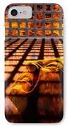 Tormented Soul IPhone Case by Tom Mc Nemar