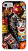 Toy Box IPhone Case