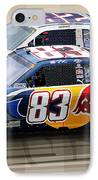 Toyota Camry Nascar Nextel Cup 2007 IPhone Case by Yuriy  Shevchuk