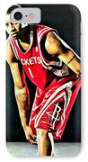 Tracy Mcgrady Portrait IPhone Case