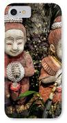 Traditional Thai Welcome IPhone Case by Adrian Evans