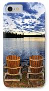 Tranquility At Sunset IPhone Case by Elena Elisseeva