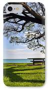 Tree Canopy IPhone Case