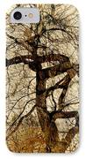 Tree Of Life  IPhone Case by Ann Powell
