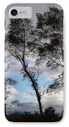 Trees IPhone Case by Louise Heusinkveld