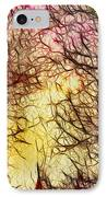 Trees Of The Four Seasons IPhone Case