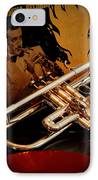 Tribute To Harry IPhone Case by Robert Frederick