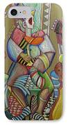 Trio To The Throne IPhone Case by Anatoliy Sivkov